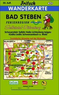 Bad Steben - Ferienregion Selbitztal-Döbraberg
