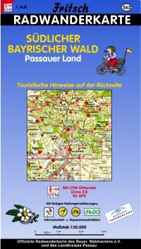 Südl. Bayer. Wald - Passauer Land